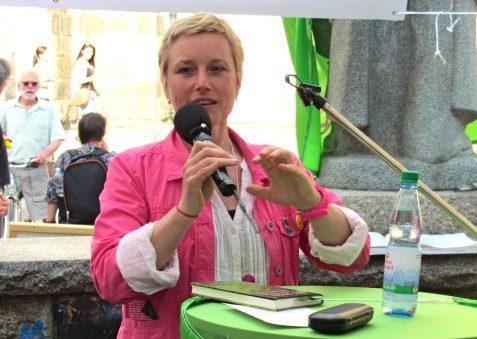 Image result for Elisabeth Scharfenberg