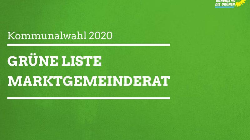 Marktgemeinderat - Neunkirchen - Liste - die Grünen - kommunalwahl 2020